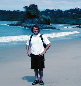 the sands of Manuel Antonio...